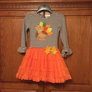 44db4877f3696 Fall/Thanksgiving Dress | Girls Size 6 | EUC